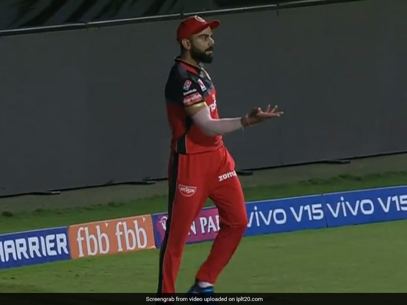 RCB vs KXIP: Virat Kohli Gives An Abusive Send-Off To Ravichandran Ashwin - Watch