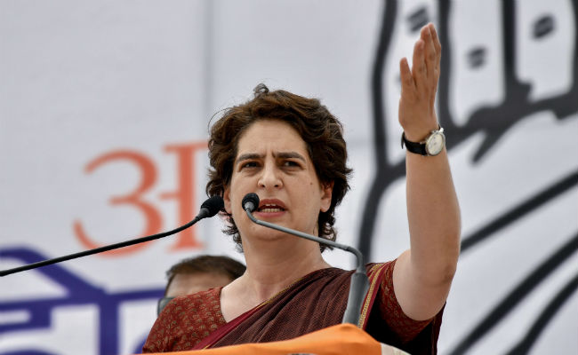 Economy In Bad Shape, Centre Not Improving Situation: Priyanka Gandhi