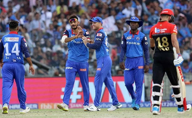 IPL 2019, DC vs RCB: Delhi Capitals Beat Royal Challengers Bangalore By 16 Runs