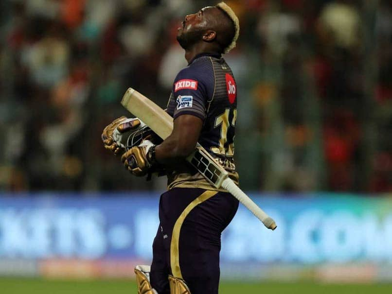 Preview: KKR Face Andre Russell Injury Scare Before RCB Match
