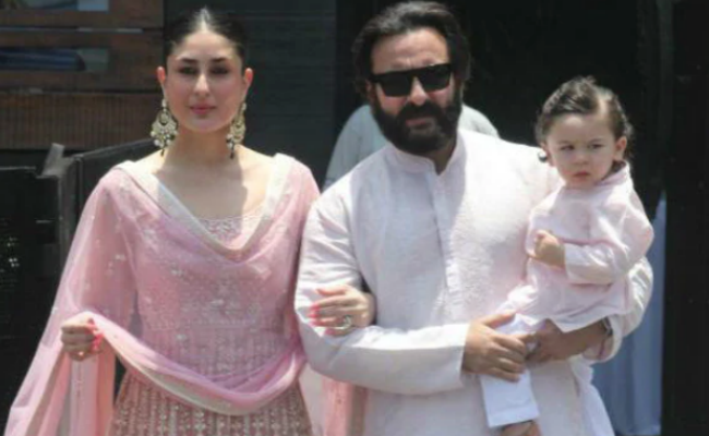 Kareena Kapoor 'Fell For Saif Ali Khan Hook, Line And Sinker.' Read Her Post