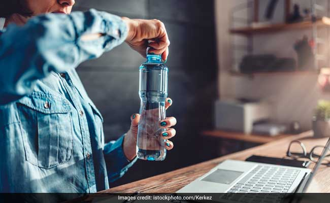7 Cool Water Bottles To Make Sure You Stay Hydrated At Work