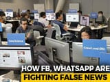 "Video: NDTV At Facebook Election War-Room In California, ""Bigger Than US Polls"""