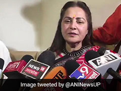 """Azam Khan Won Elections In Past Through Fake Votes"", Says Jaya Prada"