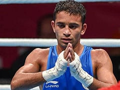 Asian Boxing Championships: Amit Panghal, Pooja Rani Win Gold Medals