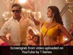<I>Bharat</I> Song <I>Slow Motion</i>: Salman Khan And Disha Patani's <I>Jawaani Deewani</i> Days