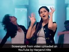 Sapna Choudhary ने 'बेटा ये तुमसे ना हो पाएगा' पर उड़ाया गरदा, बार-बार देखा जा रहा Video
