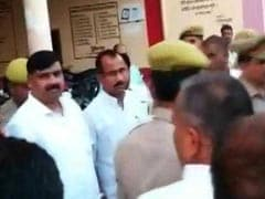 BJP Leader Arrested In Ballia For Allegedly Misbehaving With Official
