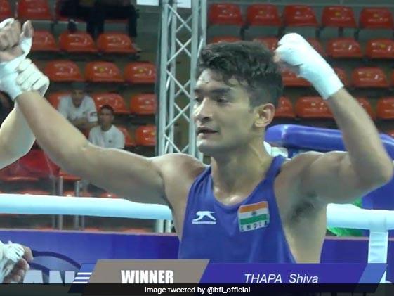 Shiva Thapa सहित सात बॉक्सर ओलिंपिक टेस्ट इवेंट के सेमीफाइनल में पहुंचे