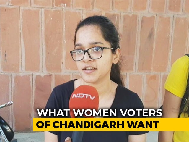 Video : Our Issues And Expectations Similar To That Of Men, Say Haryana Women Voters