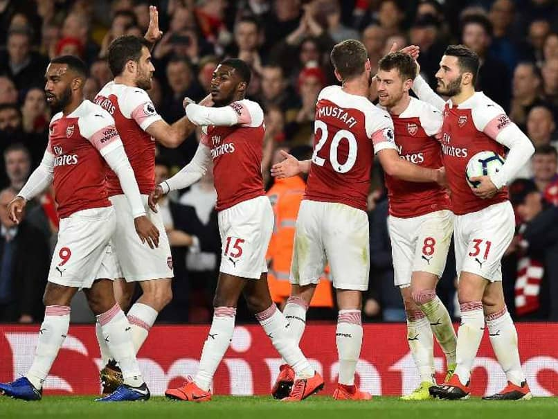 Premier League: Arsenal Up To Third As Aaron Ramsey, Alexandre Lacazette Sink Newcastle