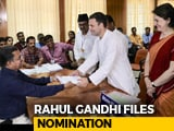 Video: Rahul Gandhi From Wayanad: Will The Gamble Pay Off?