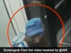 On Camera, Lanka Blast Suspect Walks Into Elevator Of Five-Star Hotel