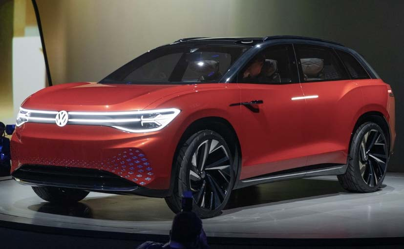 The concept car also breaks new ground in the full-size SUV segment