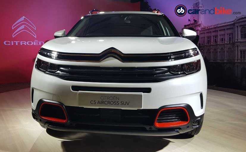 Citroen India Plans To Grab 2 Per Cent Market Share By 2025-26