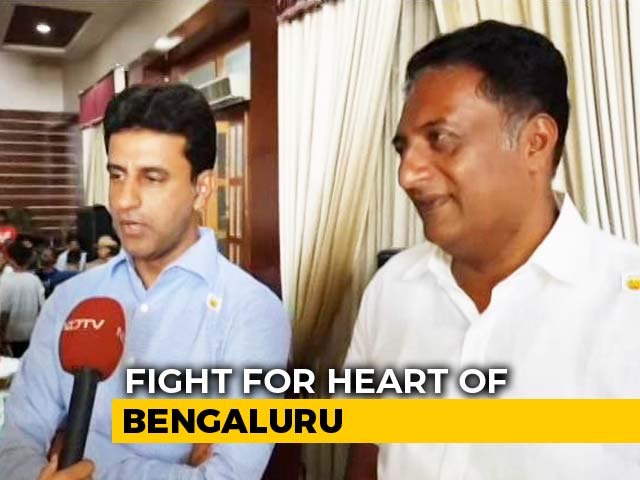 Video : What Happened When 3 Bengaluru Candidates Came Face-To-Face With Voters