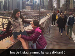 More Pics From Sara Ali Khan's New York Vacation Album