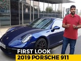Video : 2019 Porsche 911 First Look