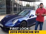 Video: 2019 Porsche 911 First Look