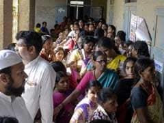 Polling Continued At Some Booths In Andhra Pradesh Till Midnight