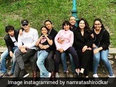 Inside Mahesh Babu And Namrata Shirodkar's Fam-Jam In Lourdes