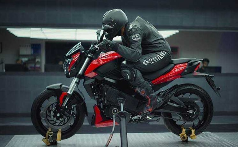 2019 Bajaj Dominar To Get 2 New Colours, Showcased In New TVC