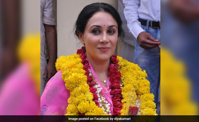 'Josh Is High,' Tweets Jaipur Royal Diya Kumari After Win