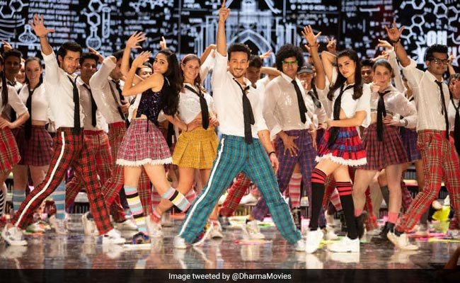 Student Of The Year 2's The Jawaani Song: Sorry, Tara Sutaria And Ananya Panday, There's No Competing With Tiger Shroff