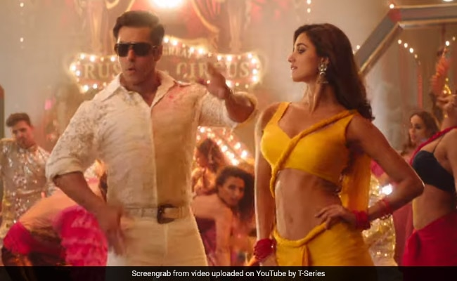 Bharat Song Slow Motion: Salman Khan And Disha Patani's Jawaani Deewani Days