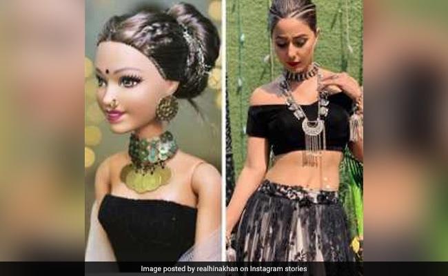 How Hina Khan And Ekta Kapoor Reacted To Komolika-Inspired Dolls
