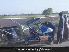 Pak Popcorn Seller Builds Plane From Scratch, Awaits Permission To Fly It