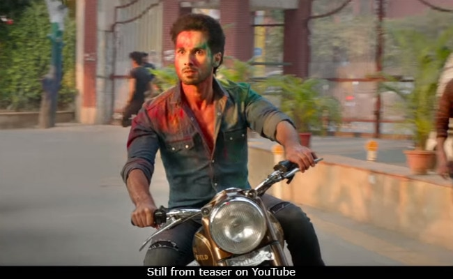 Kabir Singh Teaser: Shahid Kapoor Is As Angry As The Hulk. Love Is His Poison