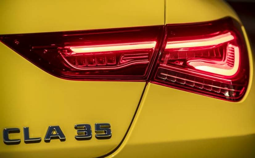 The upcoming Mercedes-AMG CLA 35 could be showcased at the New York Auto Show 2019