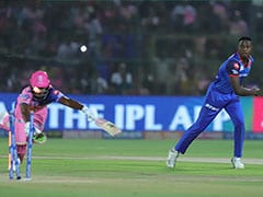 IPL 2019 Live: Sanju Samson Falls Due To Hesitant Running In 2nd Over