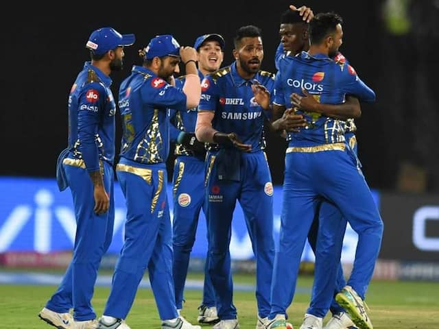 IPL 2019: Alzarri Joseph Shines On Debut, Powers Mumbai Indians To 40-Run Win Over SunRisers Hyderabad