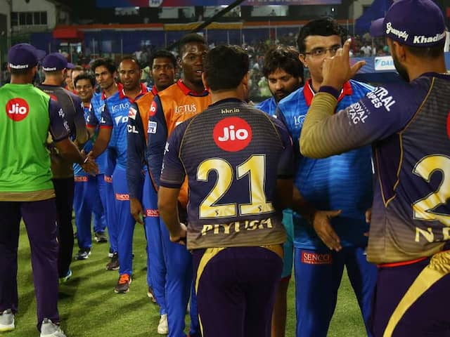 IPL 2019: Sourav Ganguly Is In Focus In The Time Of KKR-DC Match At Eden Gardens