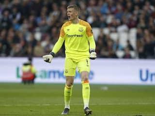 Everton Probe Jordan Pickford Bar Brawl Allegations