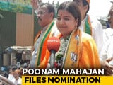Video : Poonam Mahajan, Priya Dutt Set For Clash In Northwest Mumbai Again