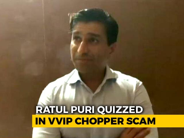 Video : Kamal Nath's Nephew Summoned By Probe Agency In Chopper Scam Case