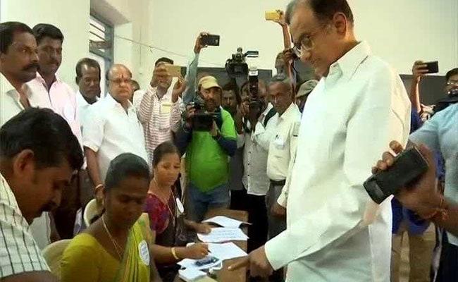 Image result for chidambaram casting vote