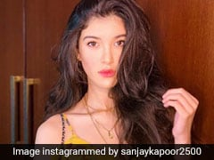 Shanaya Kapoor Spotted In Dad Sanjay Kapoor's Old-New Post