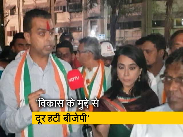 Videos : रणनीति : मिलिंद देवड़ा के रोड शो में NDTV