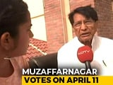 Video : UP's Muzaffarnagar Set To Witness Clash Of Heavyweights In First Phase