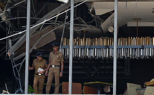 Interpol Offers Sri Lanka Assistance To Probe Deadly Serial Blasts