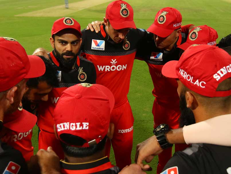 Royal Challengers Bangalore record joint worst start to IPL season