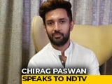 Video : Balakot Strikes Issue Excites Voters: Chirag Paswan To NDTV
