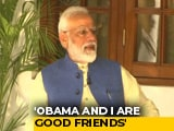 "Video : ""Barack Obama Asks Me A Question Every Time We Meet"": PM To Akshay Kumar"
