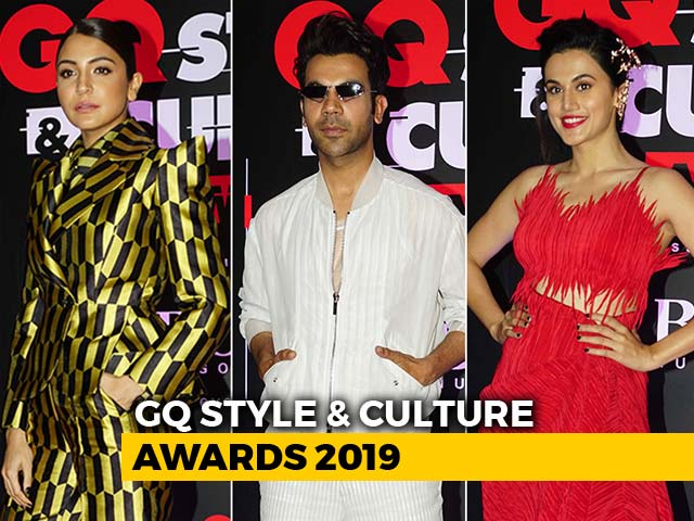 Biggest Winners At GQ Style & Culture Awards