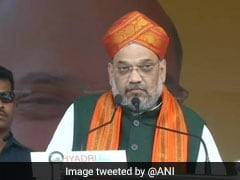 Debate With BJP's Youth Wing Chief: Amit Shah's Dig At Rahul Gandhi