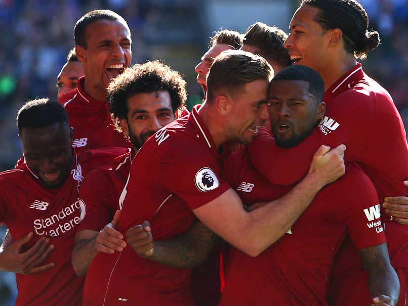 Liverpool Lead Again As Manchester United, Arsenal Falter In Top 4 Chase